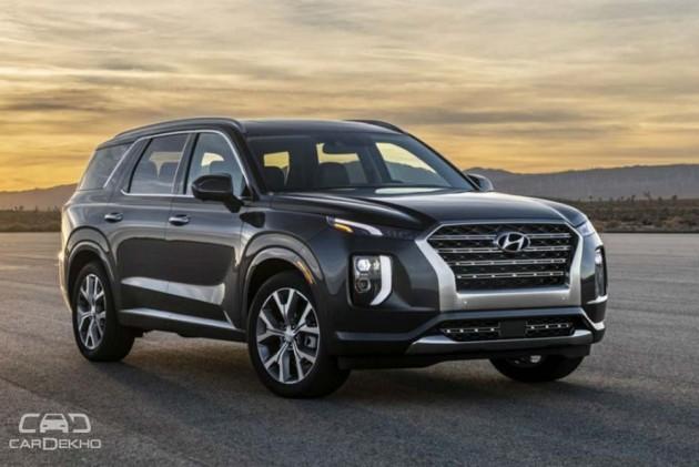 Hyundai Palisade 8 Seater Suv Unveiled At 2018 La Motor Show