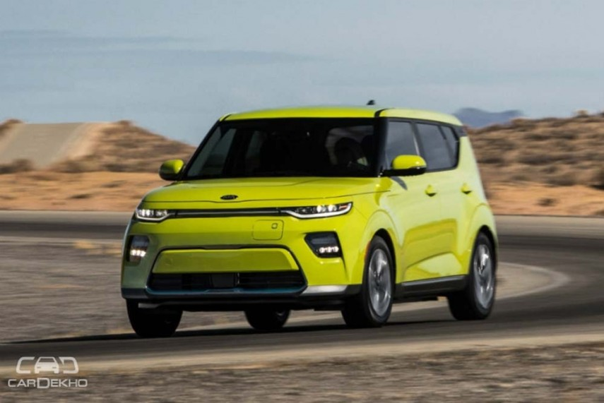 2020 Kia Soul Ev Unveiled Could Offer Over 400km Of Range