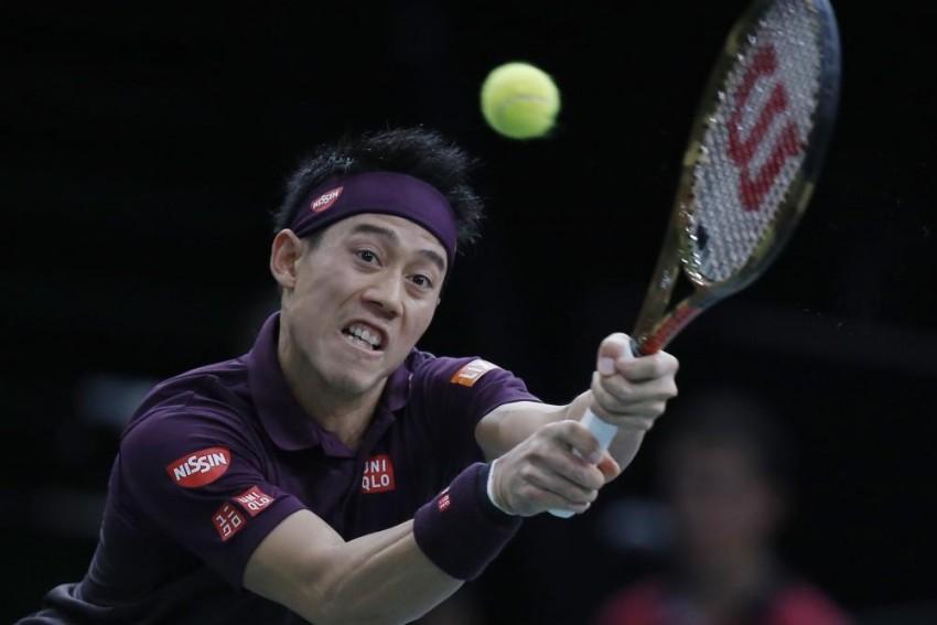 ATP Finals: Kei Nishikori Replaces Injured Juan Martin del Potro