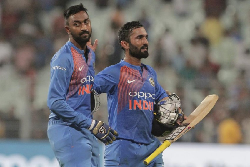 IND Vs WI, 1st T20I: India Register Nervy Five-Wicket Win Over World Champions Windies