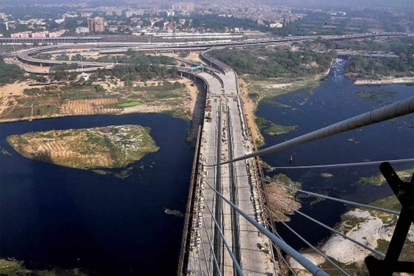 Delhi's Signature Bridge Inaugurated, Opens To Public Tomorrow