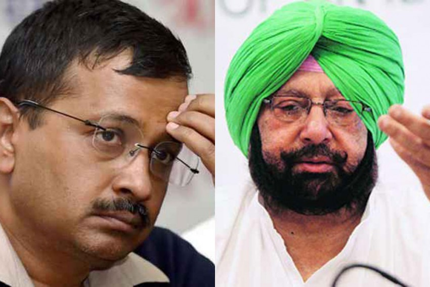 Can Kejriwal Really Be An IIT Graduate, Asks Punjab CM On Claims Regarding Stubble Burning