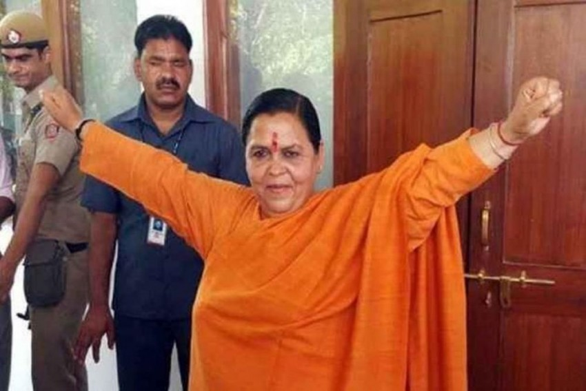 Don't Make Hindus Intolerant By Talking About Building Mosque At Birthplace Of Lord Ram: Uma Bharti