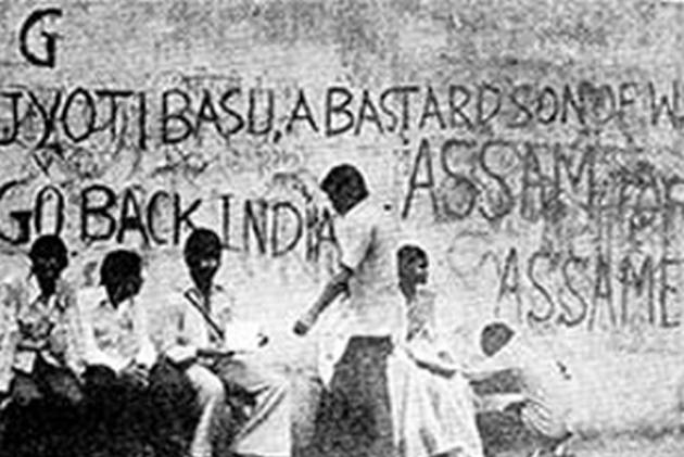 Being Assamese (In Times Of Conflict)