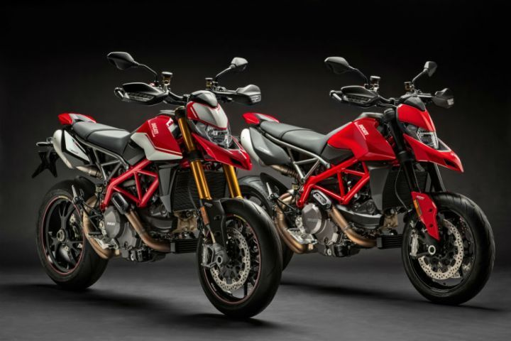 Leaner And Meaner 2019 Ducati Hypermotard 950 Range Revealed Ahead Of EICMA