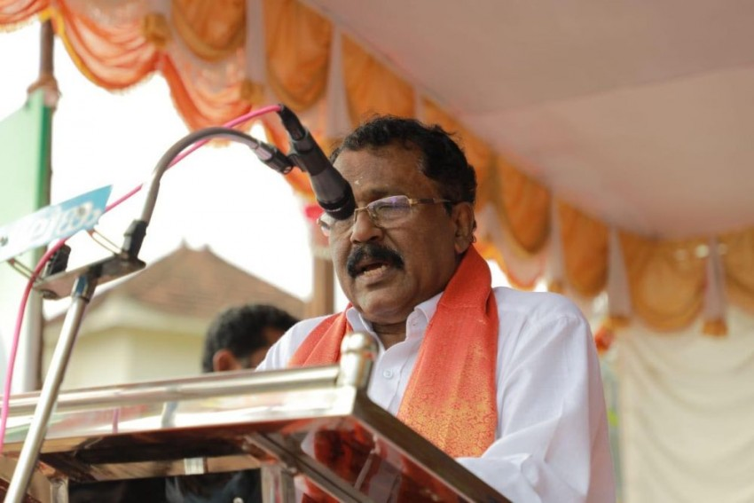 'Sabarimala Issue Our Agenda, A Golden Opportunity For Us': Row Over Kerala BJP Chief's Video