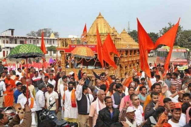 Community Dialogue Option To Resolve Ram Temple Issue Did Not Work Out: Faizabad BJP Chief