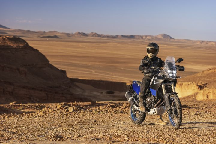 Yamaha's 700cc Adventure Bike Is Here: Tenere 700 World Raid