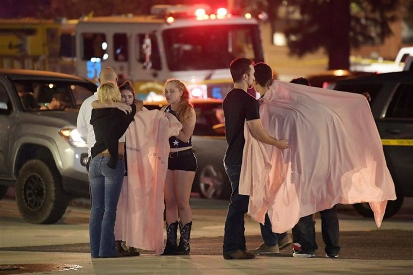 13, Including Gunman, Dead In Mass Shooting At Bar In California