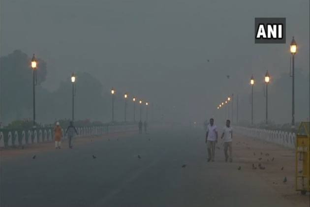 As Delhi-NCR Celebrates Diwali With Firecrackers, Air Quality Goes Down To 'Severe'