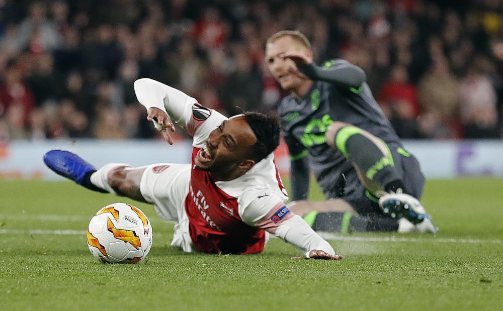 Europa League: Arsenal Extend Unbeaten Run To 15, Ex-Gunners Olivier Giroud Scores For Chelsea