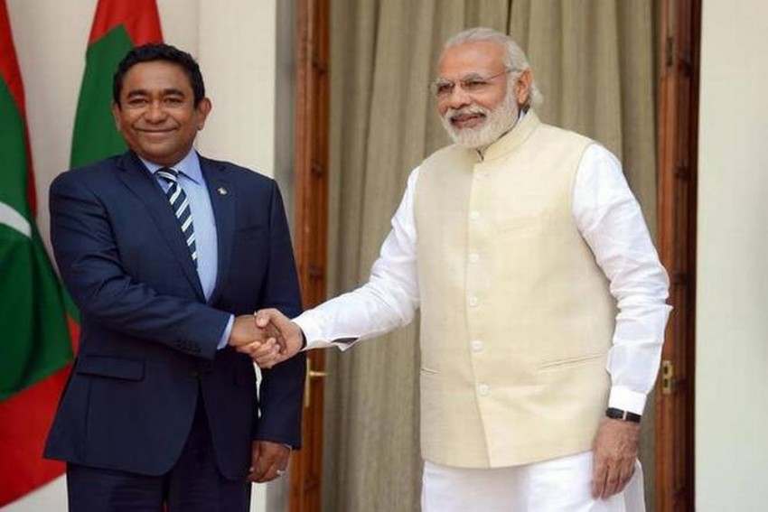 PM Modi To Attend Maldives President-Elect Ibrahim Mohamed Solih's Swearing-In Ceremony On Nov 17