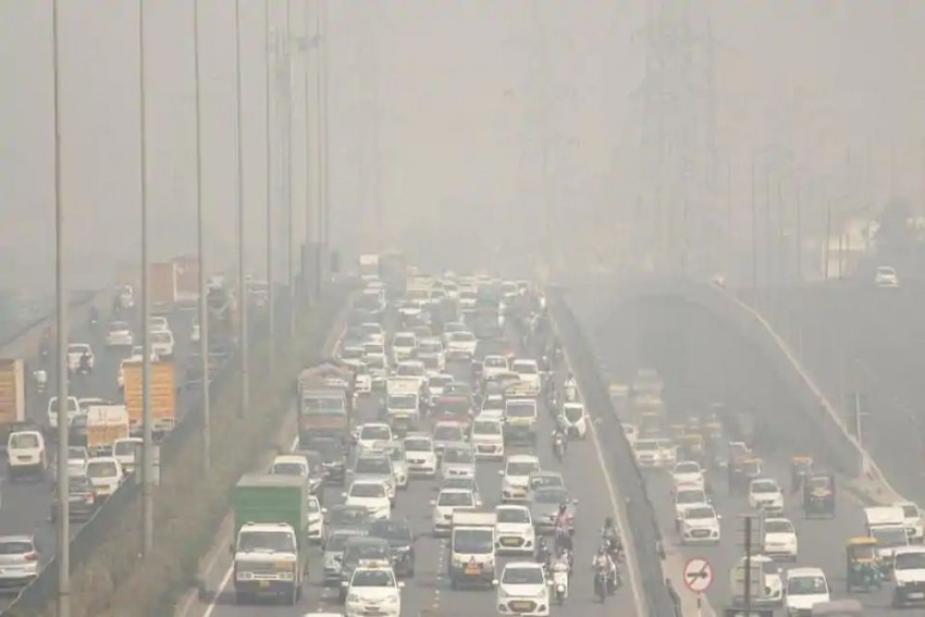 Delhi Air Quality Turns 'Severe', May Remain So For At Least 2 More Days