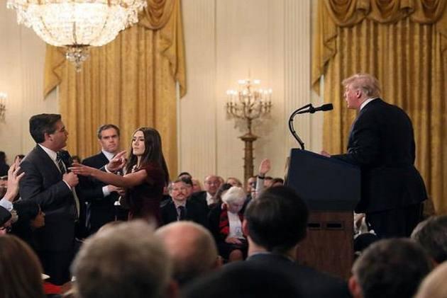 White House Releases Doctored Video Of CNN Reporter Jim Acosta: Expert