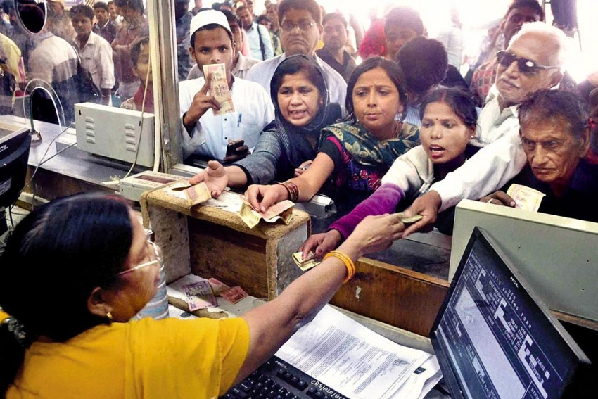'Demonetisation Drive Was Executed Without Much Planning'