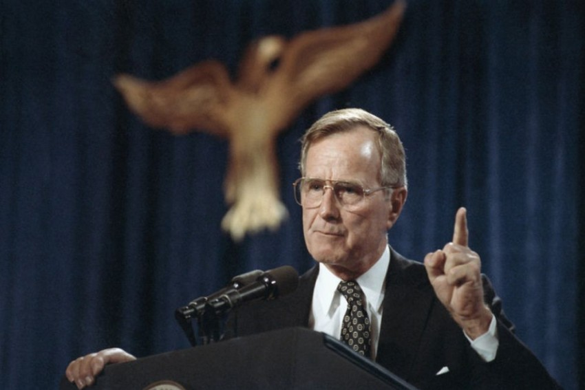 Former US President George H.W. Bush Dies At 94