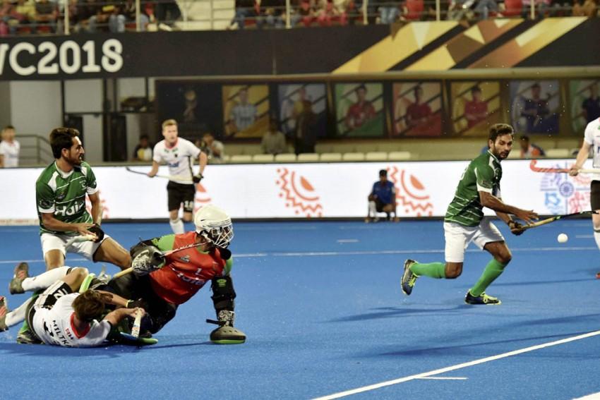 Hockey World Cup: Fighting Pakistan Go Down To Germany 0-1, Netherlands Thrash Malaysia 7-0