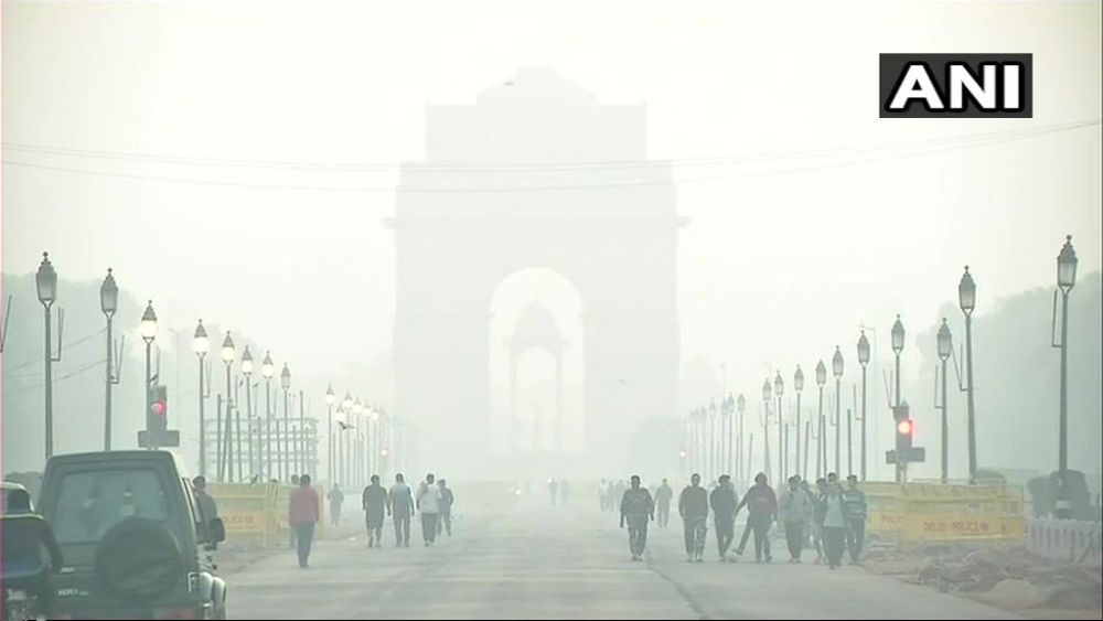 Delhi-NCR Witnesses 'Very Poor' Air Quality For Sixth Consecutive Day