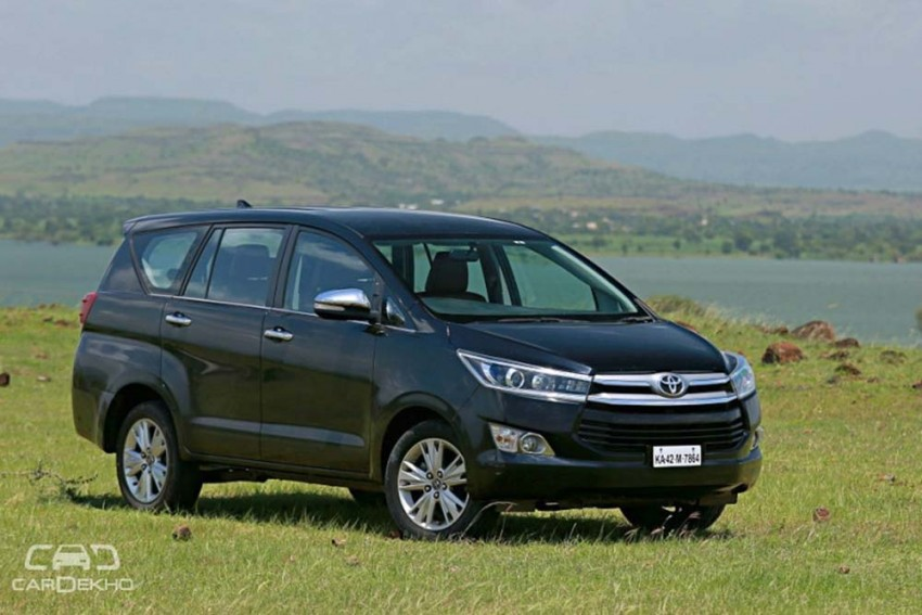 Toyota Cars To Get Pricier In Jan 2019