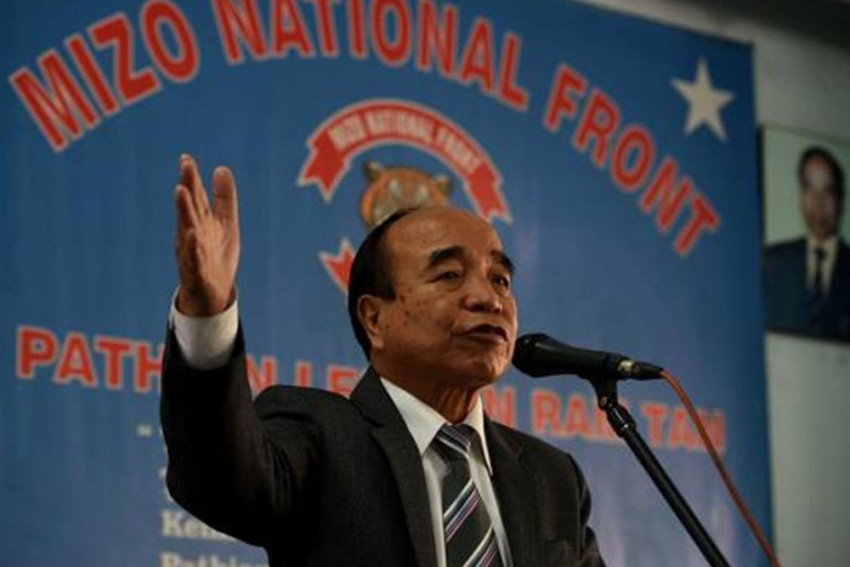 Mizoram: With Tough Challenge From MNF, Can Congress Retain Its Last Fort In NE?