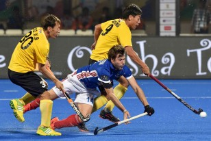 Hockey World Cup, Crossover 2: France Beat China 1-0, Play Australia In Quarters