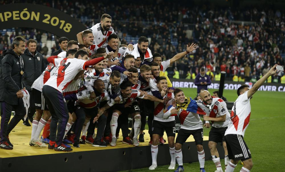 Copa Libertadores Final: River Plate Beat Boca Juniors 3-1 after ET, Win 5-3 On Aggregate