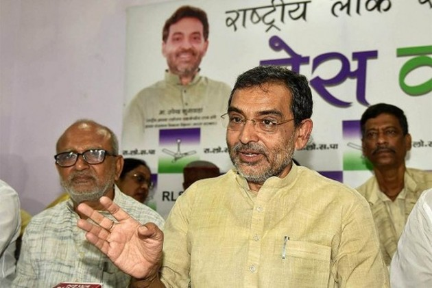 RLSP Chief Upendra Kushwaha Resigns As Union Minister