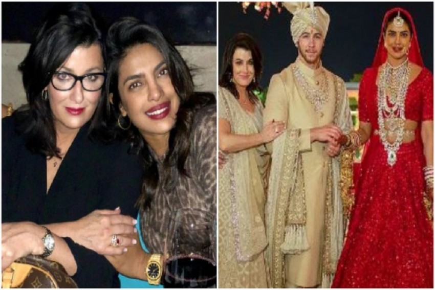 Priyanaka Chopra's Mother-In-Law Welcomes Her With This Heartwarming Message