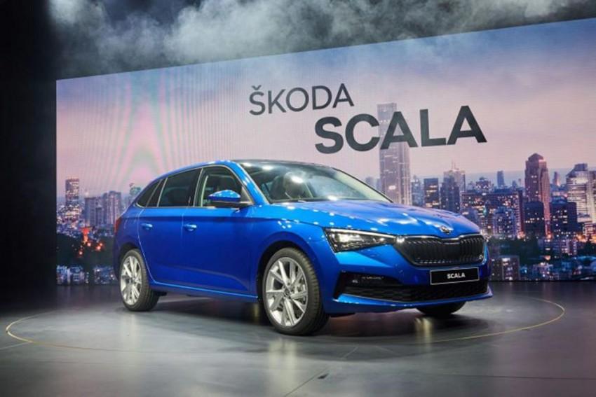 2018 Skoda Scala: First Look