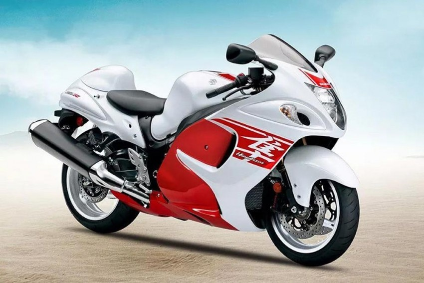 Suzuki To Discontinue The Legendary Hayabusa