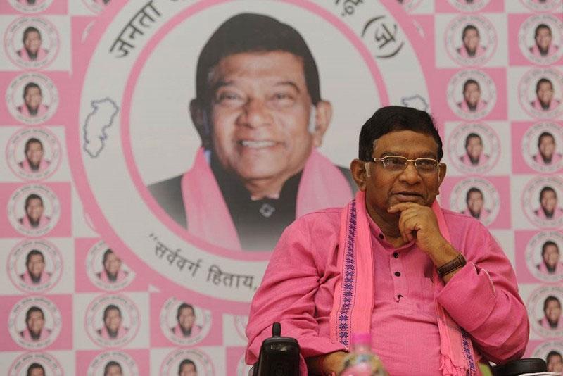 Chhattisgarh Results: Happy That BJP Is Losing, Says Ajit Jogi