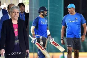 To Defend Harmanpreet's Demand, Edulji Reveals How Kumble Was Ousted At Kohli's Insistence