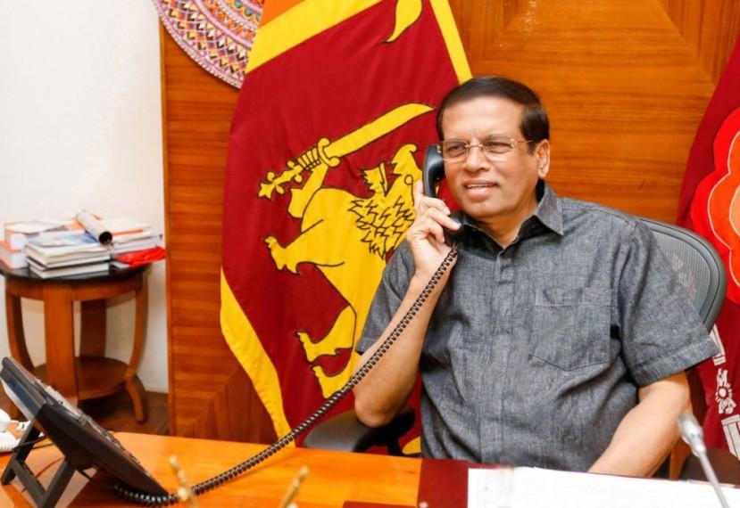 Sri Lanka SC To Rule On President Sirisena's Sacking Of Parliament