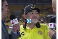 This Interview Featuring Diego Maradona Will Leave You In Splits – MUST WATCH