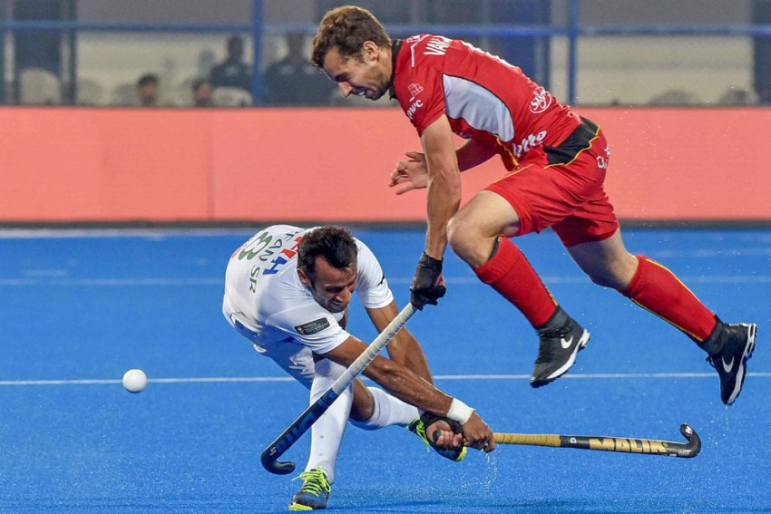 Hockey World Cup, Crossover 3: Pakistan's Campaign Ends With Humiliating Defeat To Belgium