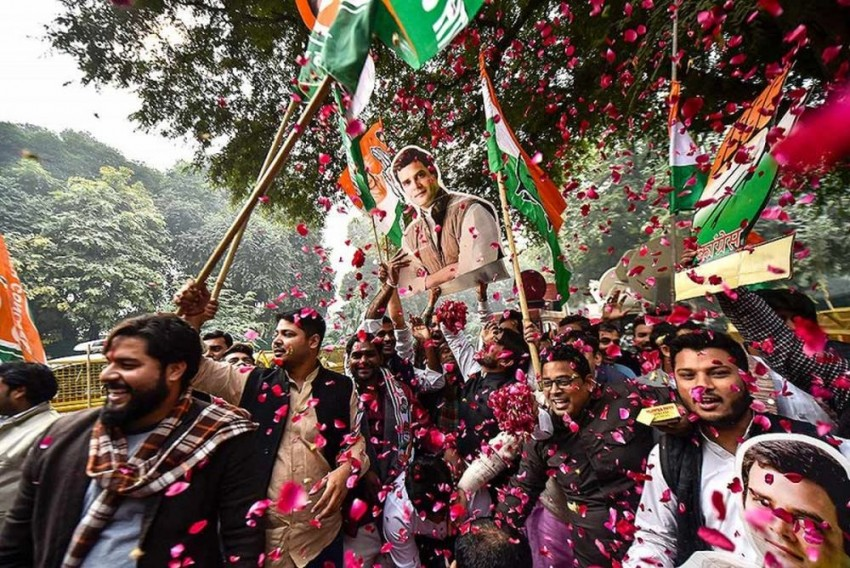 Election Results Boost Morale Of Congress, But Rahul Gandhi's Fight Has Just Begun