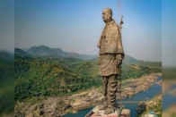 Railway Ministry To Develop New Station Near Statue Of Unity