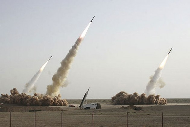 Amid Western Criticism, Iran Confirms Recent Missile Test