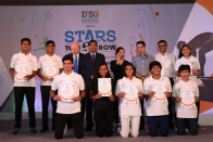 Mary Kom Supports The Stars Of Tomorrow