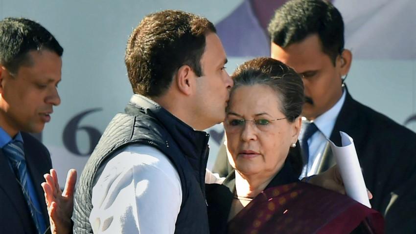 Rahul Gandhi Worked Hard: Sonia Gandhi On State Polls Results