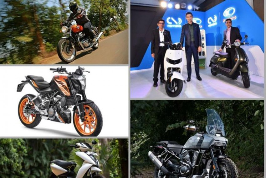 Top 5 Surprises Of 2018 Two-Wheelers