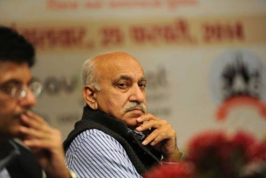 MeToo: Former Union Minister M J Akbar Suspended From Editor's Guild