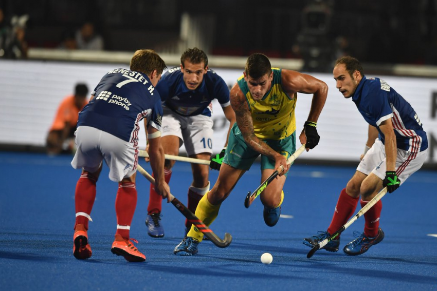 Hockey World Cup, Quarter-Finals: Holders Australia Beat France, England Shock Olympic Champions Argentina