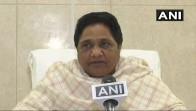 Ready To Support Congress In Madhya Pradesh, Rajasthan: Mayawati