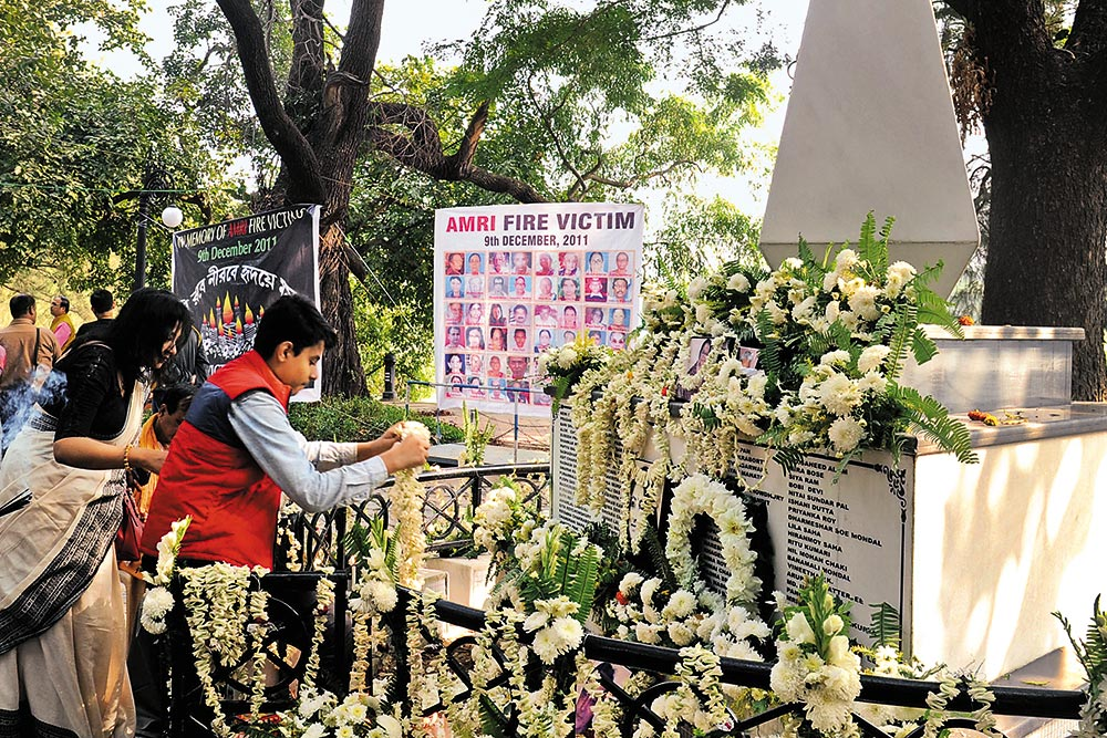 7 Years Since Kolkata's AMRI Hospital Fire, Victims' Families Still Await Justice