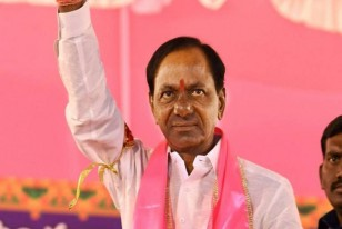 Telangana Assembly Elections: After Landslide Victory, KCR To Take Oath As CM Today