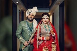 Kapil Sharma Marries Lady Love Ginni Chatrath In Jalandhar