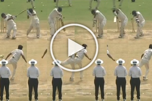 Watch: Manipuri Teenager Takes 10-Wickets In An Innings