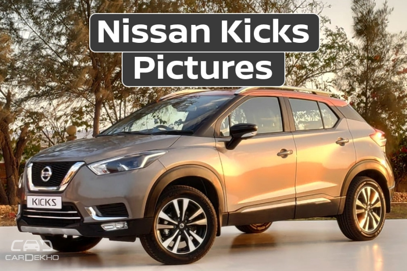 Nissan Kicks SUV In Pictures: Exterior, Interior & Features Revealed