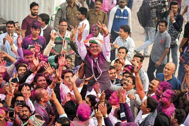Outlook-Lokniti-CSDS Election Analysis: How Congress Managed To Win Over OBCs In Chhattisgarh
